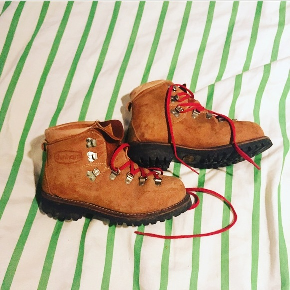 Vintage Dunham Hiking Boots | Poshmark